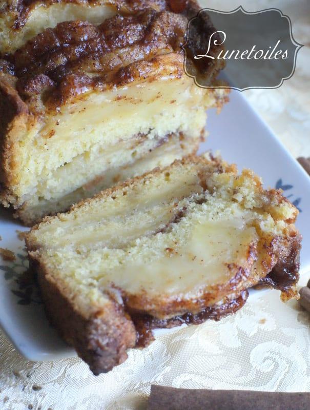 Cake aux pommes a l 39 ancienne amour de cuisine - Recette cuisine ancienne ...