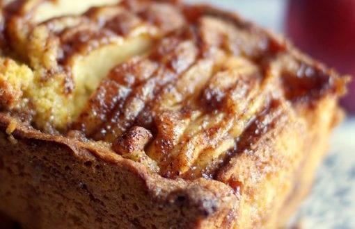 Cake aux pommes l ancienne for Amour de cuisine 2014