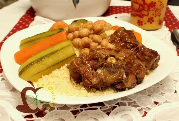 Couscous au collier du mouton amour de cuisine for 1 amour de cuisine