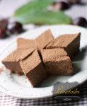 gâteau châtaigne - chocolat gateau sans cuisson