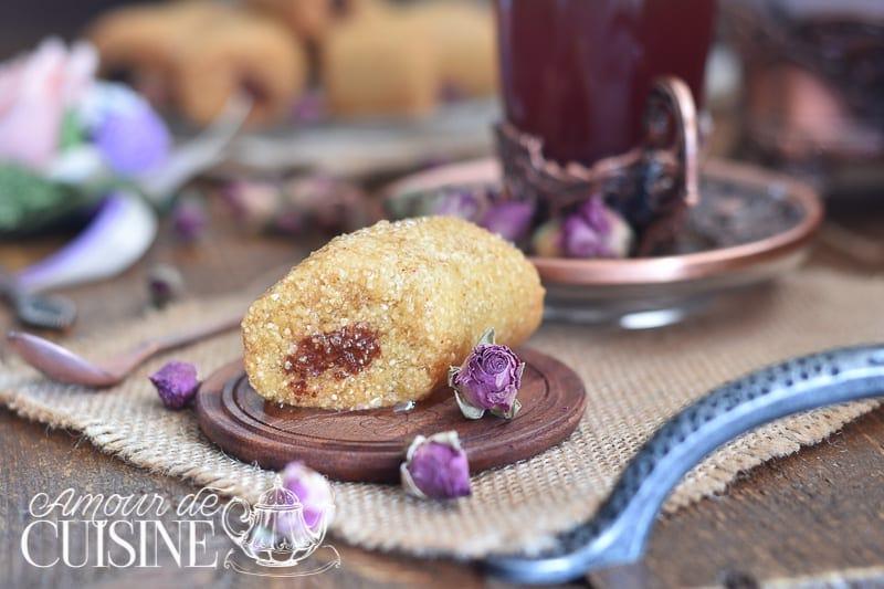 Gateau algerien makrout el louz amour de cuisine for Amour de cuisine 2014