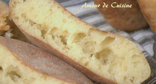 Khobz matloua fel koucha matlou3 au four amour de cuisine - Decongeler au four traditionnel ...