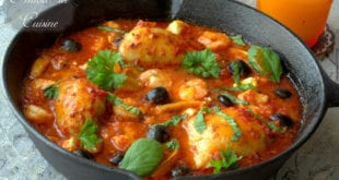 plat mediterraneen au poulet et crevettes 081