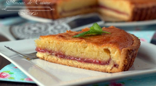la tarte bakewell