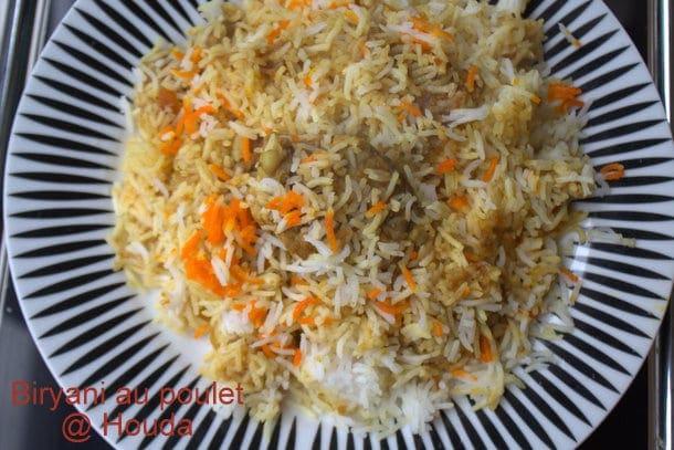 Biryani au poulet amour de cuisine - Cuisine indienne biryani ...