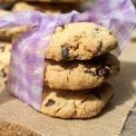 cookies sans gluten aux noisettes 7