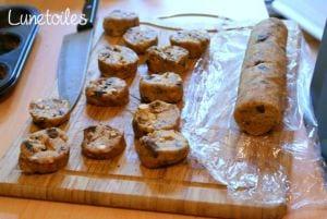 cookies aux pépites de chocolat super moelleux