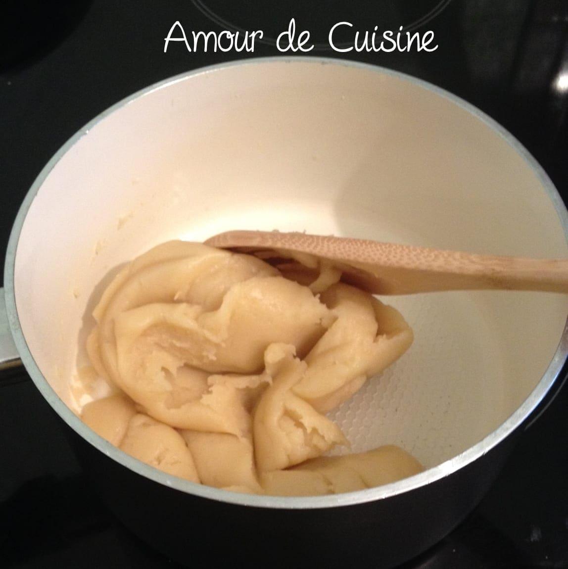 recettes pate a choux pour paris brest