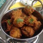 beignets indien a l'oignon, bhajis aux oignons 2