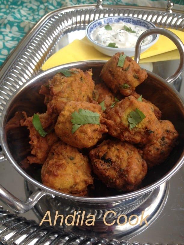 Pakora d 39 oignons recette vegetarienne amour de cuisine for 1 amour de cuisine