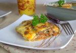 lasagnes d'aubergines