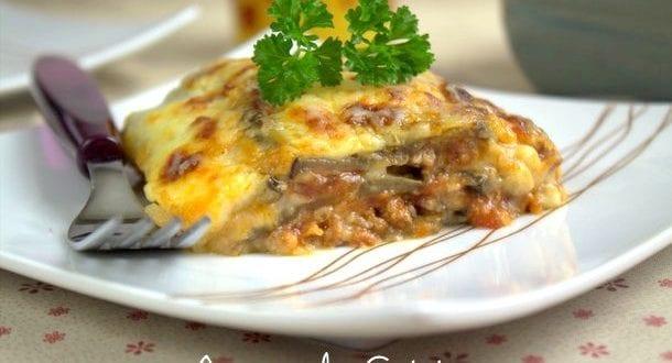 Recette lasagnes aux aubergines amour de cuisine - Cuisine tunisienne ramadan ...