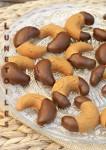 croissants sables au praliné1
