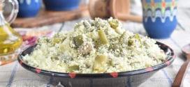 Aghmoudh Couscous aux fèves et huile d'olive