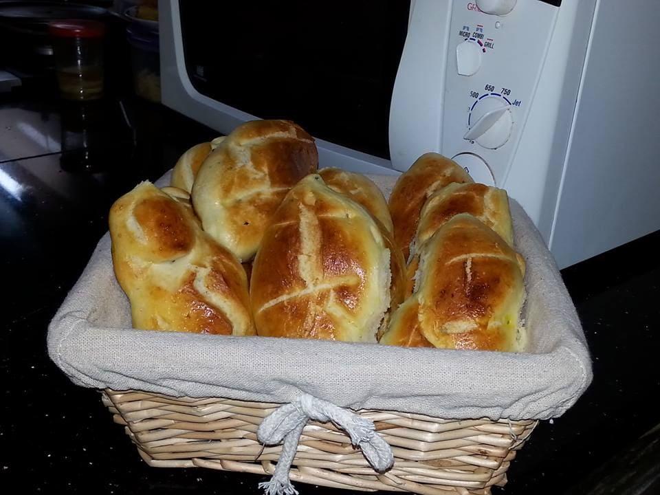 pains sans olive  de Saida
