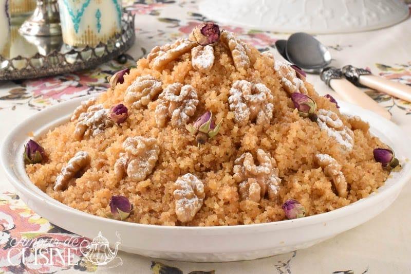 Rfiss de constantine recette en vid o amour de cuisine for Dicor de cuisine algerienne