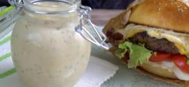 sauce pour burger maison: la meilleure