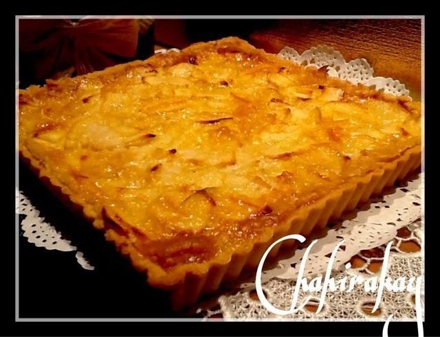 tarte au beurre chahira