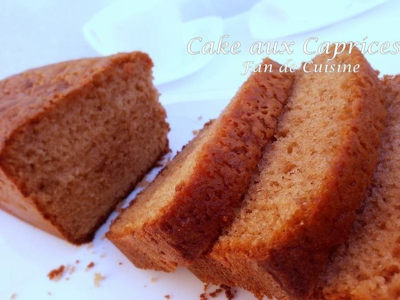 cake aux caprices chez Alg Rienne
