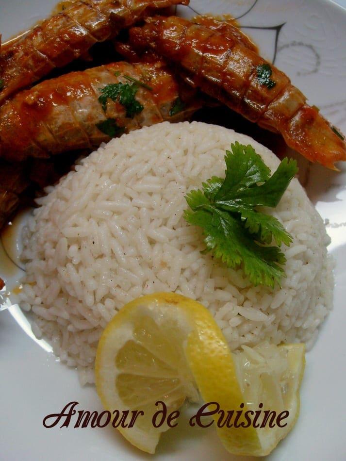 Cigale de mer en sauce tomate amour de cuisine for Amour de cuisine ramadan 2015