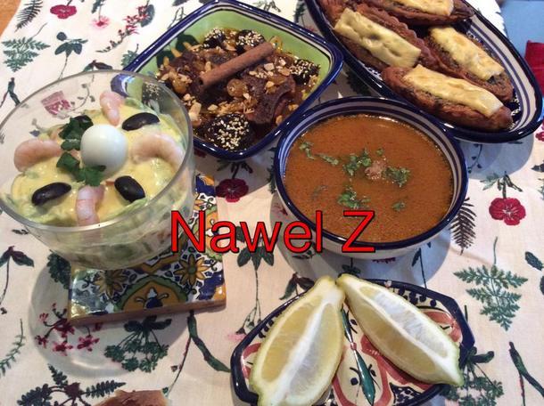festin de Nawel Zallouf
