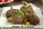 mhawet plat de la cuisine algerienne