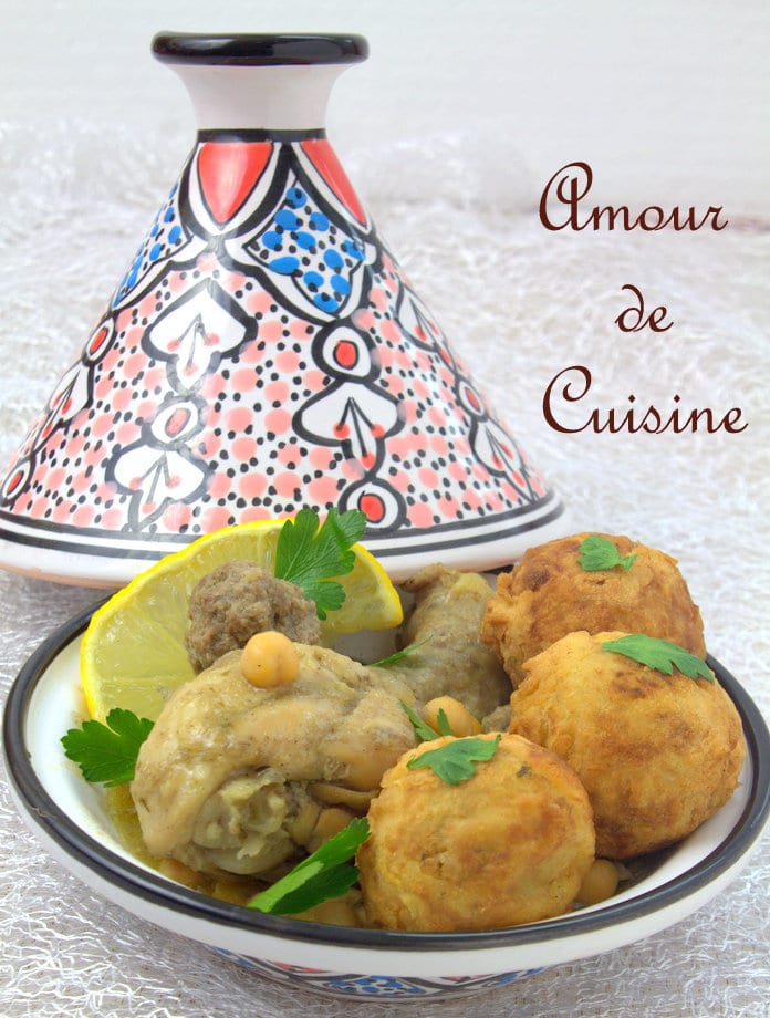 Tajine el mechmache cuisine algerienne amour de cuisine for Amour de cuisine algerienne
