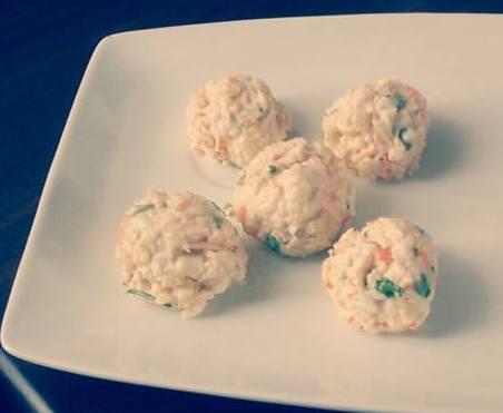boulette riz surimi ibtisam