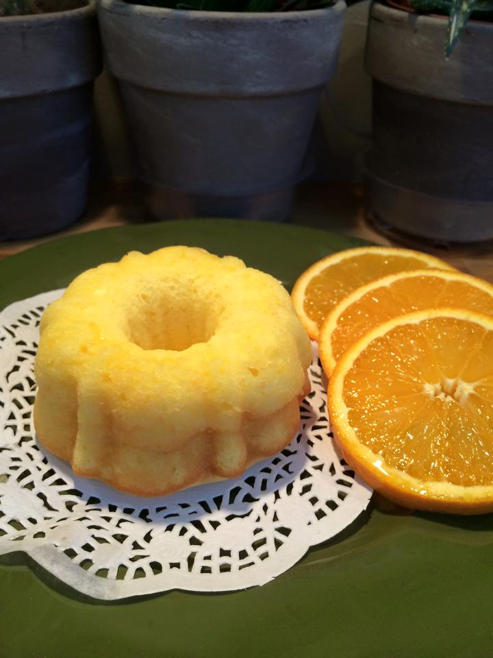 cake a l'orange chez nicole