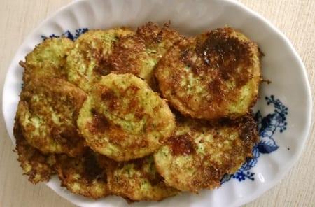 galette de courgettes de bakhta