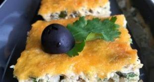 tajine de persil, maadnoussia batata