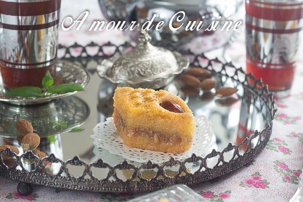 Makrout sniwa ou makrout fa on baklawa amour de cuisine for Amour de cuisine 2015