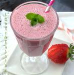 milk shake aux fraises 2