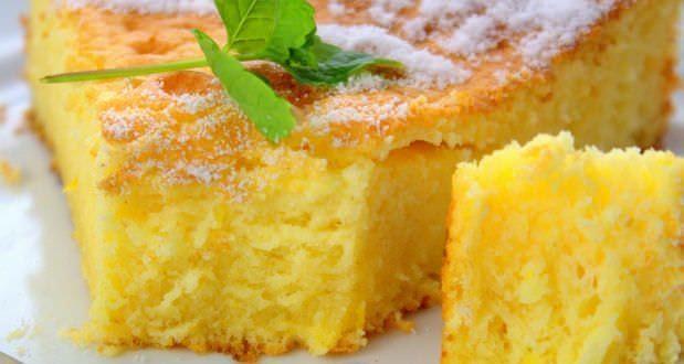 Cake Au Citron Moelleux De Sophie