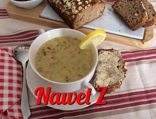 soupe de poisson a l'anglaise - Amour de cuisine
