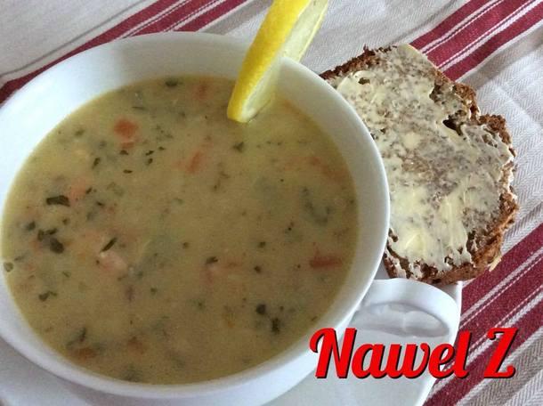 Soupe de poisson a l anglaise for Amour de cuisine 2015