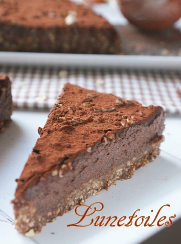 Faire un g teau au chocolat sans four g teau - Gateau au chocolat sans four ...