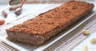 tarte au chocolat sans cuisson 3