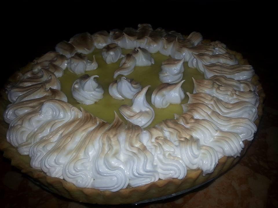 tarte au citron meringuee chez Souad Tasrurt