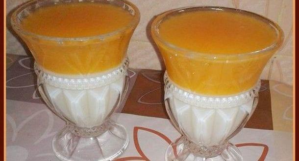 balouza a l'orange- balouza dessert algerien