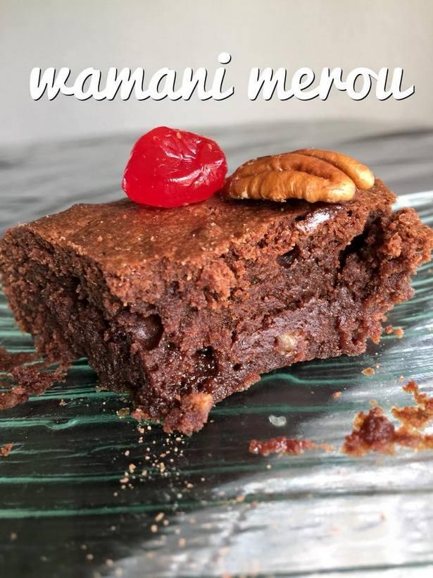 Brownies aux noix amour de cuisine for Amour de cuisine 2015