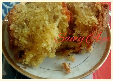cake au fruits secs fleurs dz