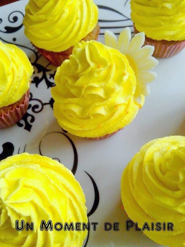 cupcakes aux agrumes