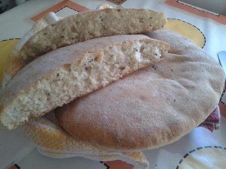 pain sans petrissage