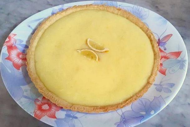 tarte au citron cre puscule