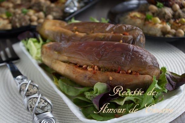 Aubergines marin es au vinaigre pour ramadan 2015 amour for Amour de cuisine ramadan 2015