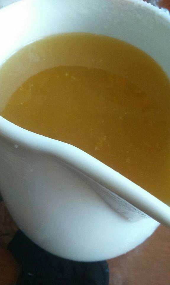 concentré de jus de citron