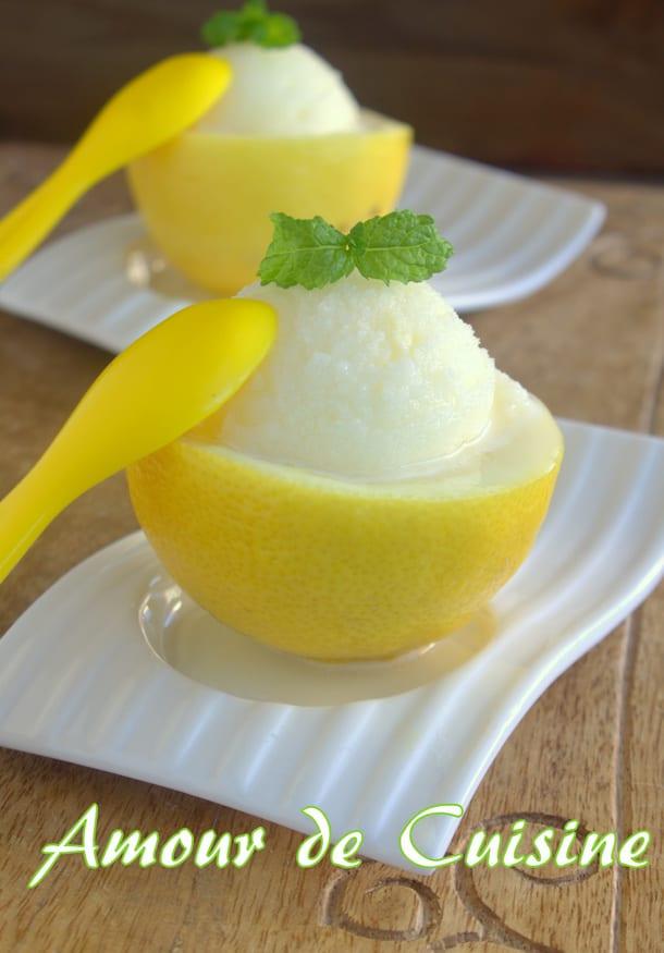créponné sans oeuf, sorbet au citron.CR2