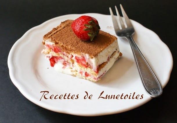gateaux sans cuisson aux fraises 2