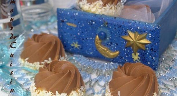 Sablés ettaj sablés la couronne au chocolat